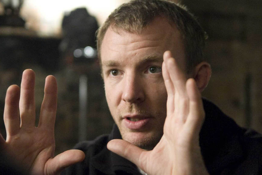guy ritchie filmografia