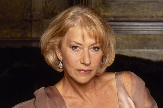 Helen Mirren in