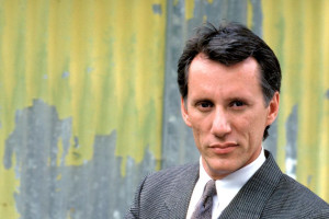 James Woods da giovane