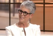 """Jamie Lee Curtis: nel cast di """"Knives Out"""""""