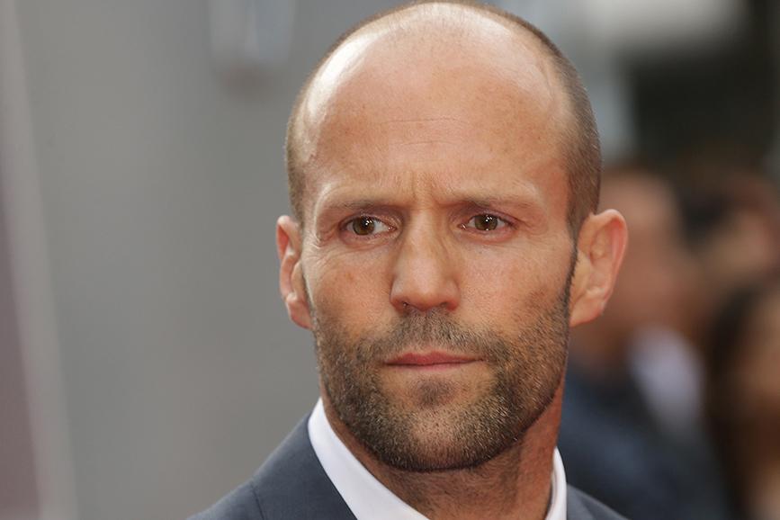 Jason Statham attore