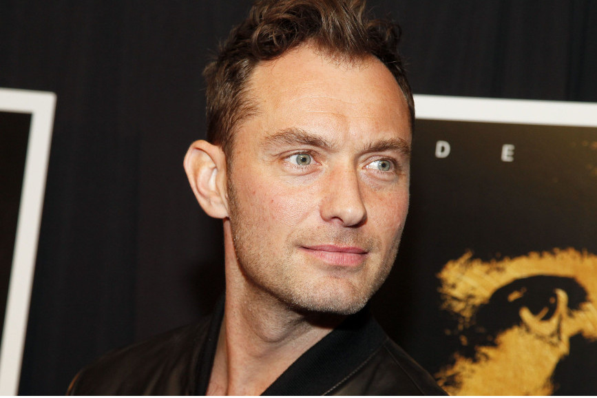 Jude Law Captain Marvel