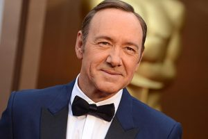 Kevin Spacey papillon