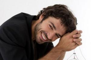 Luca Argentero copertina