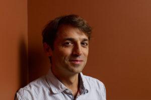 Luis Prieto sorriso