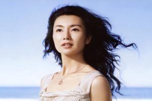 Maggie Cheung copertina