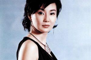 Maggie Cheung servizio fotografico