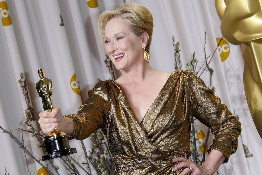 Meryl Streep sorriso