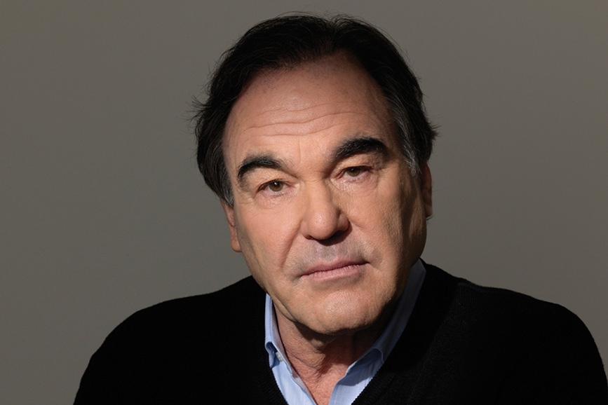 Oliver Stone news