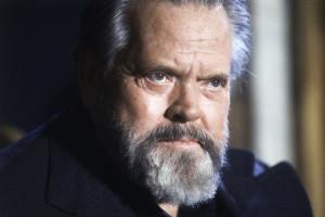 Orson Welles barba