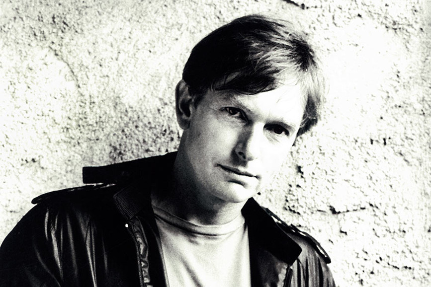 Peter Weir in bianco e nero