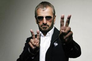 Ringo Starr occhiali