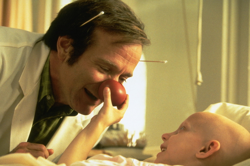 Robin Williams in Patch Adams