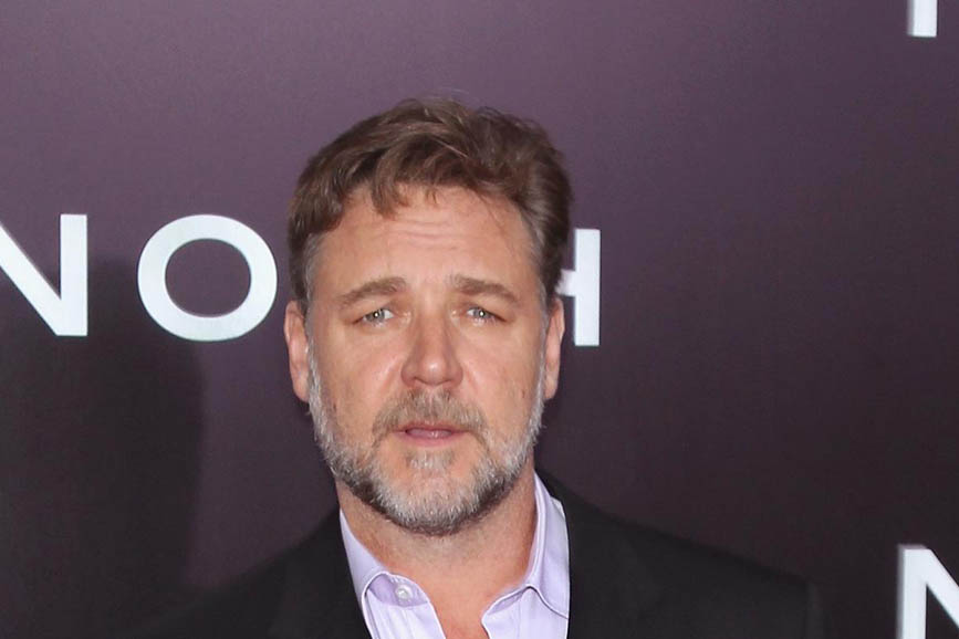 Russell Crowe True History of the Kelly Gang