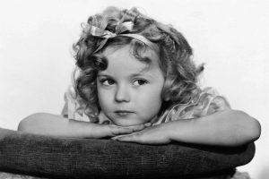 Shirley Temple da bambina
