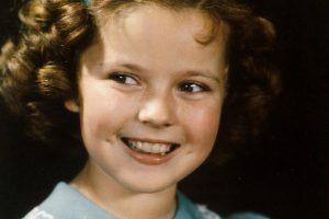 Shirley Temple sorriso