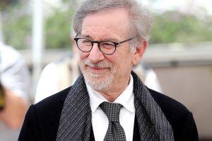 Steven Spielberg sciarpa
