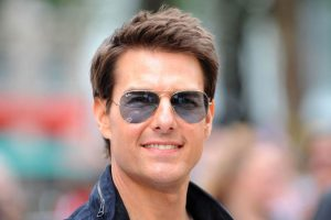 Tom Cruise primo piano