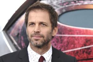 Zack Snyder camicia