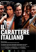 Il carattere italiano