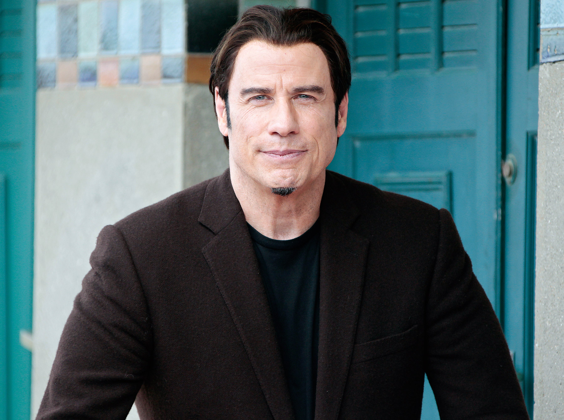 John Travolta Pizzetto