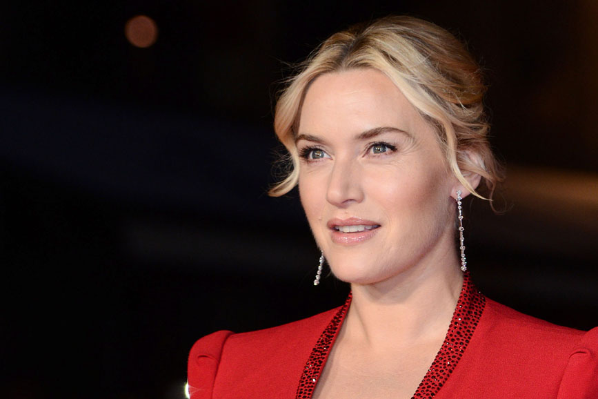 Kate Winslet ferita sul set