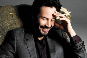 Keanu Reeves photoshoot