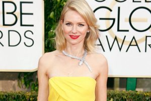 Naomi Watts golden globes