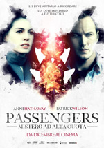Passengers – Mistero ad alta quota