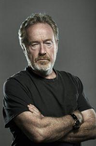 Ridley Scott braccia conserte