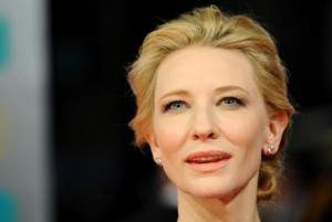 Cate Blanchett primo piano