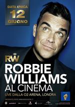 Robbie Williams - Live al cinema