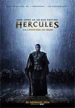 Hercules - La leggenda ha inizio - Recensione