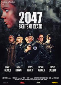 2047: Sights of Death locandina