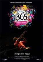 365 Paolo Fresu, il tempo di un viaggio - poster