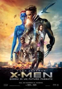 X-Men: giorni di un futuro passato poster