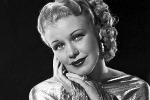 Ginger Rogers biografia
