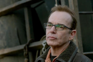 Billy Bob Thornton con gli occhiali da vista