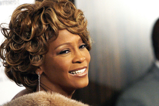 Whitney Houston filmografia