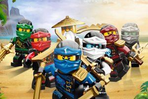 Film al cinema dal 12 Ottobre LEGO Ninjago – Il film, immagine