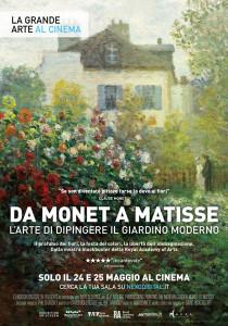 Da Monet a Matisse - L'arte di dipingere il giardino moderno
