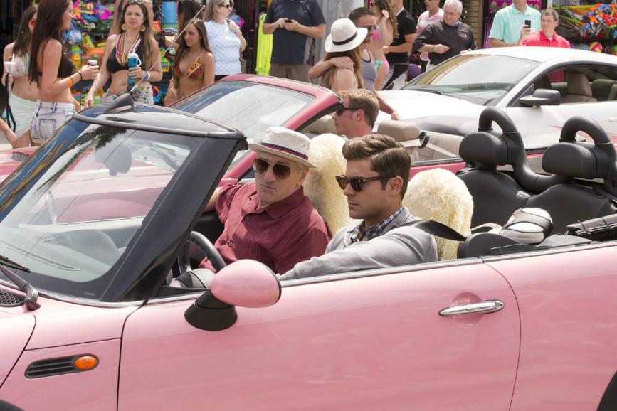 Nonno Zozzone: Zac Efron e Robert De Niro in una nuova clip