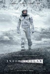 Interstellar locandina