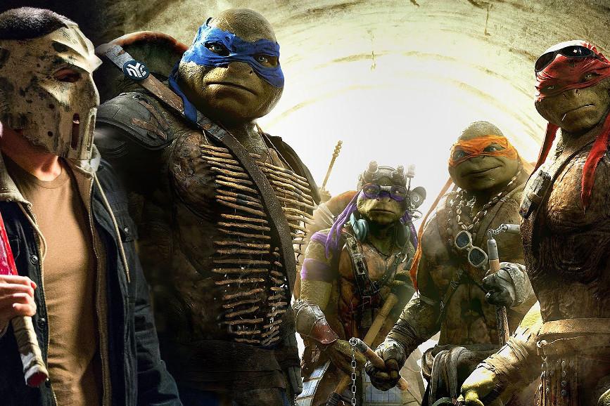 Box Office Italia: esordio di Tartarughe Ninja - Fuori dall'ombra