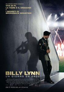 Billy Lynn locandina