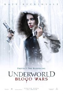 Underworld: Blood Wars poster