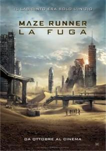 Maze Runner – La fuga