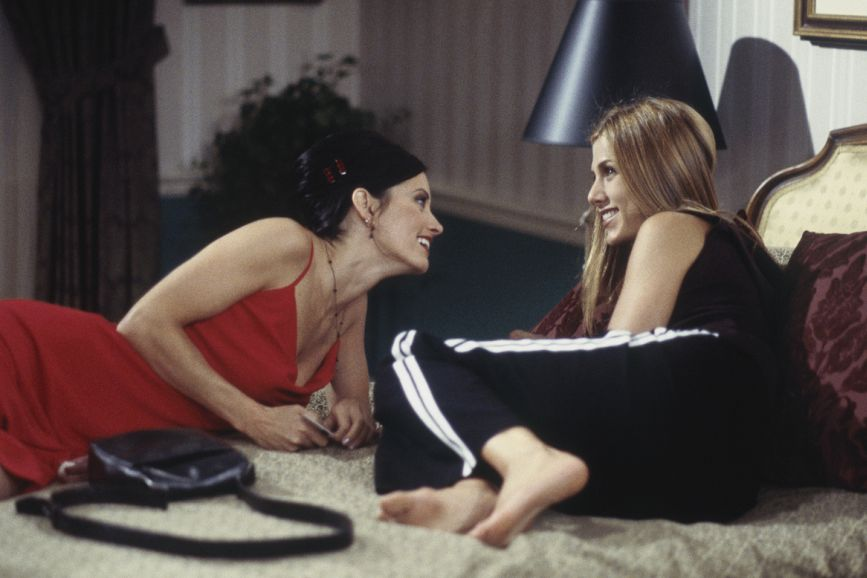 Courteney Cox filmografia