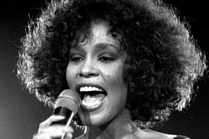 Whitney Houston cantante e attrice