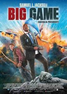 locandina Big Game